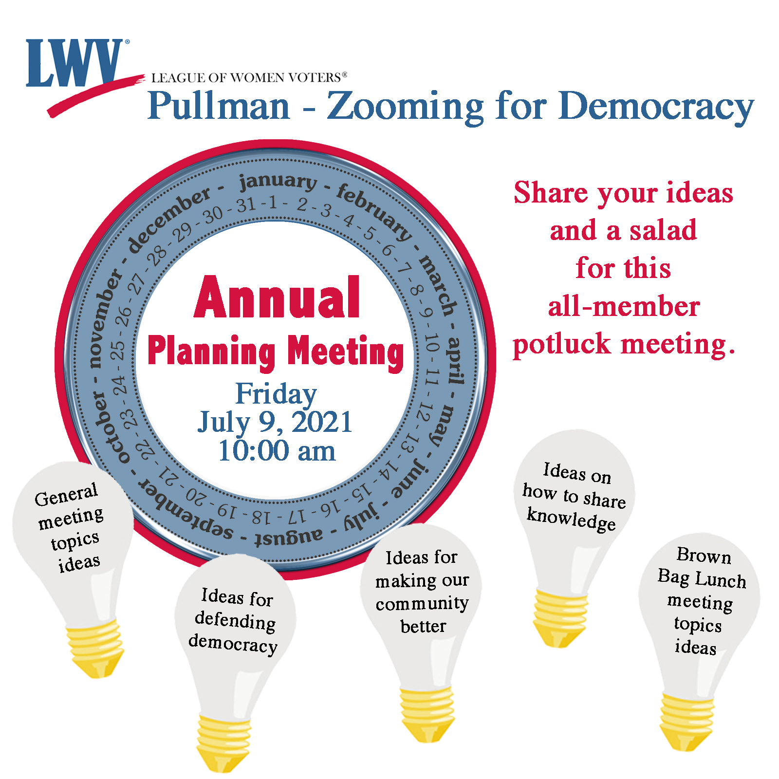 annual planning meeting image